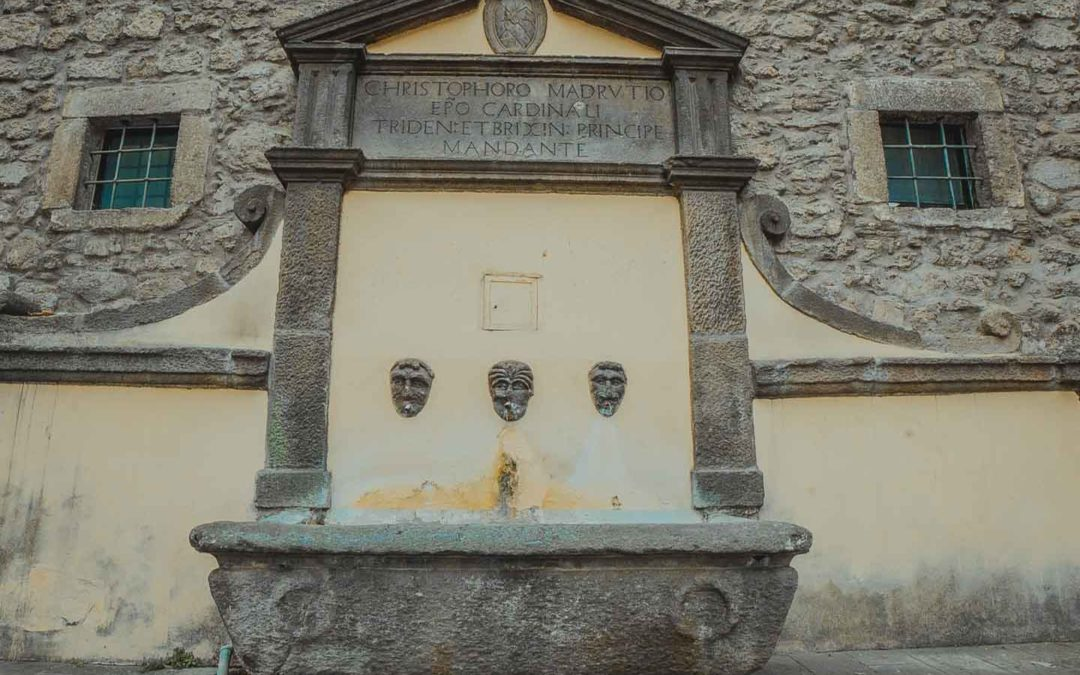Fountain of Madruzzo