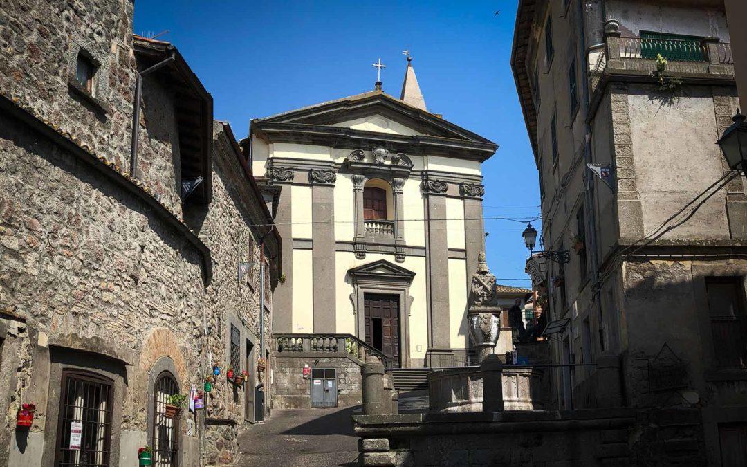 Church of St Eutizio